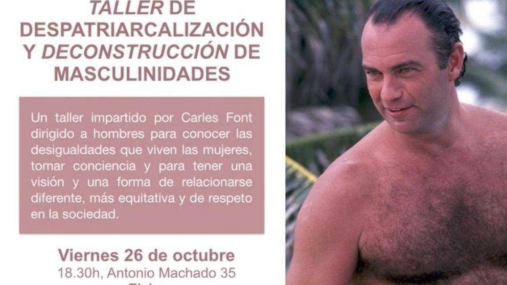 Bertín Osborne denuncia a Podemos por usar su foto para un taller de machismo