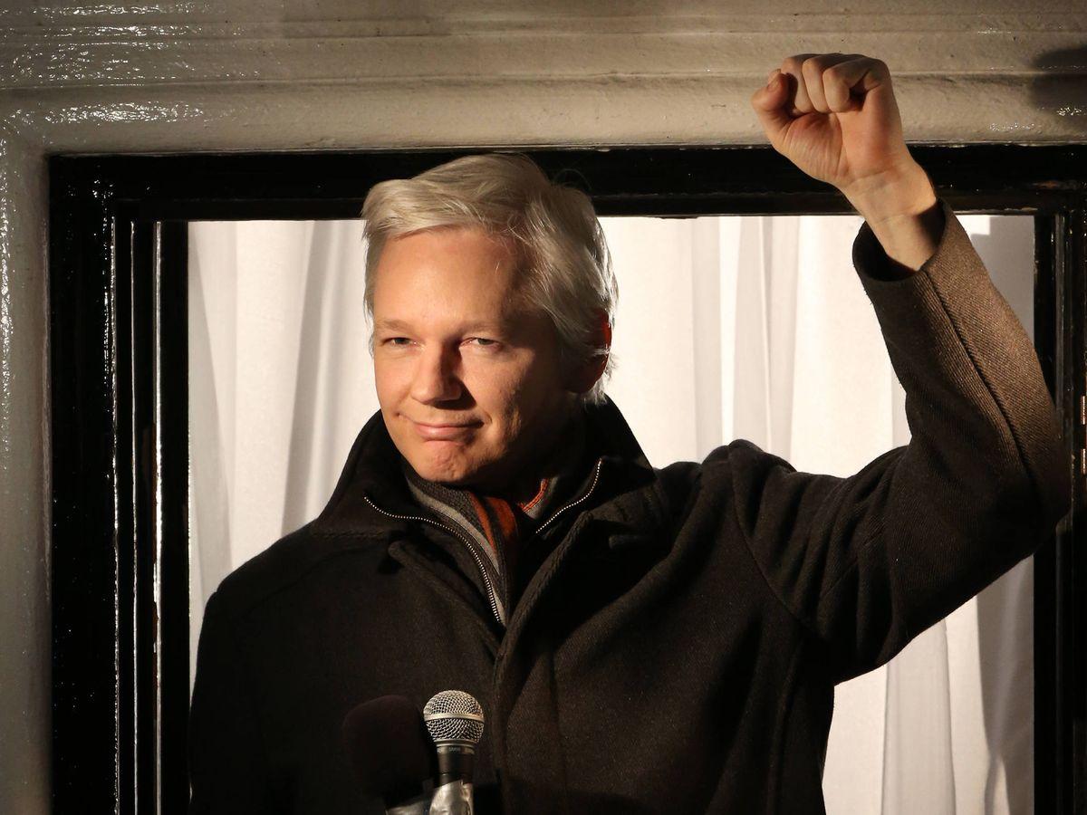 Foto:  Julian Assange, en una imagen de archivo. (Getty)