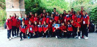 Post de Los equipos españoles llegan a Nueva York para la Danone Nations Cup