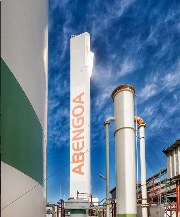 Foto: Complejo industrial en Sevilla de Abengoa. (Abengoa)