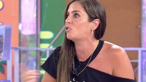Anabel Pantoja abandona 'Sálvame' tras una brutal bronca con Kiko Hernández