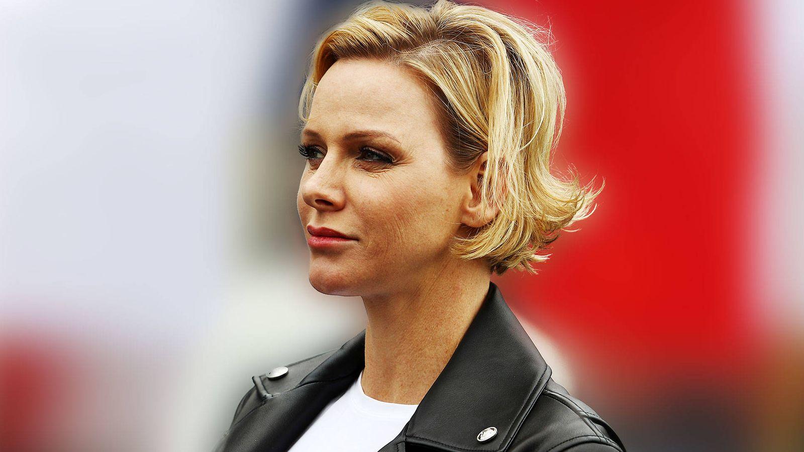 Foto: Charlène de Mónaco en una imagen de archivo. (Getty)