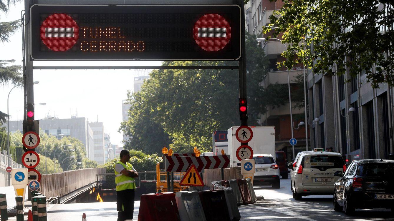 Divorcio 'pactado' Carmena-Florentino: el consistorio asume la gestión de los túneles