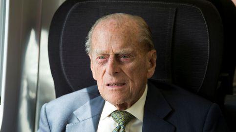 El duque de Edimburgo, hospitalizado como medida de precaución