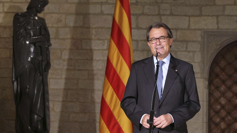 Foto: Artur Mas, presidente de la Generalitat de Cataluña. (EFE)