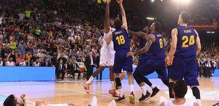 Post de El fallo del Real Madrid sobre la bocina: habrá cuarto partido en la final ACB