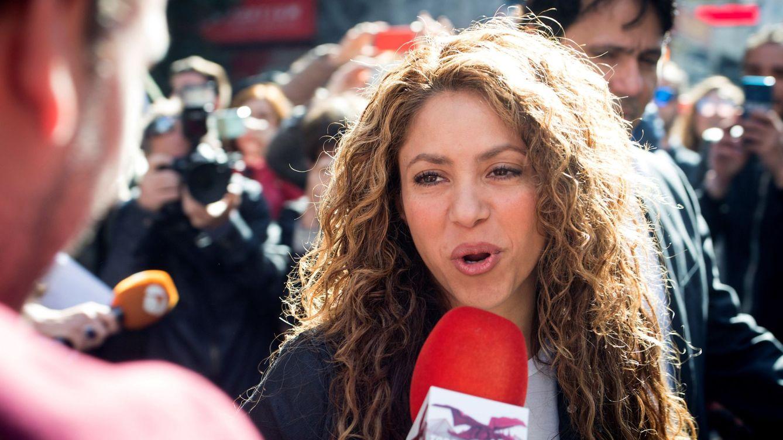 Shakira termina cantándole al juez 'La Bicicleta' en la vista por el presunto plagio