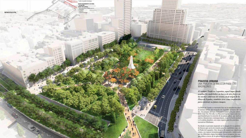 arquitectura los cinco proyectos finalistas para la