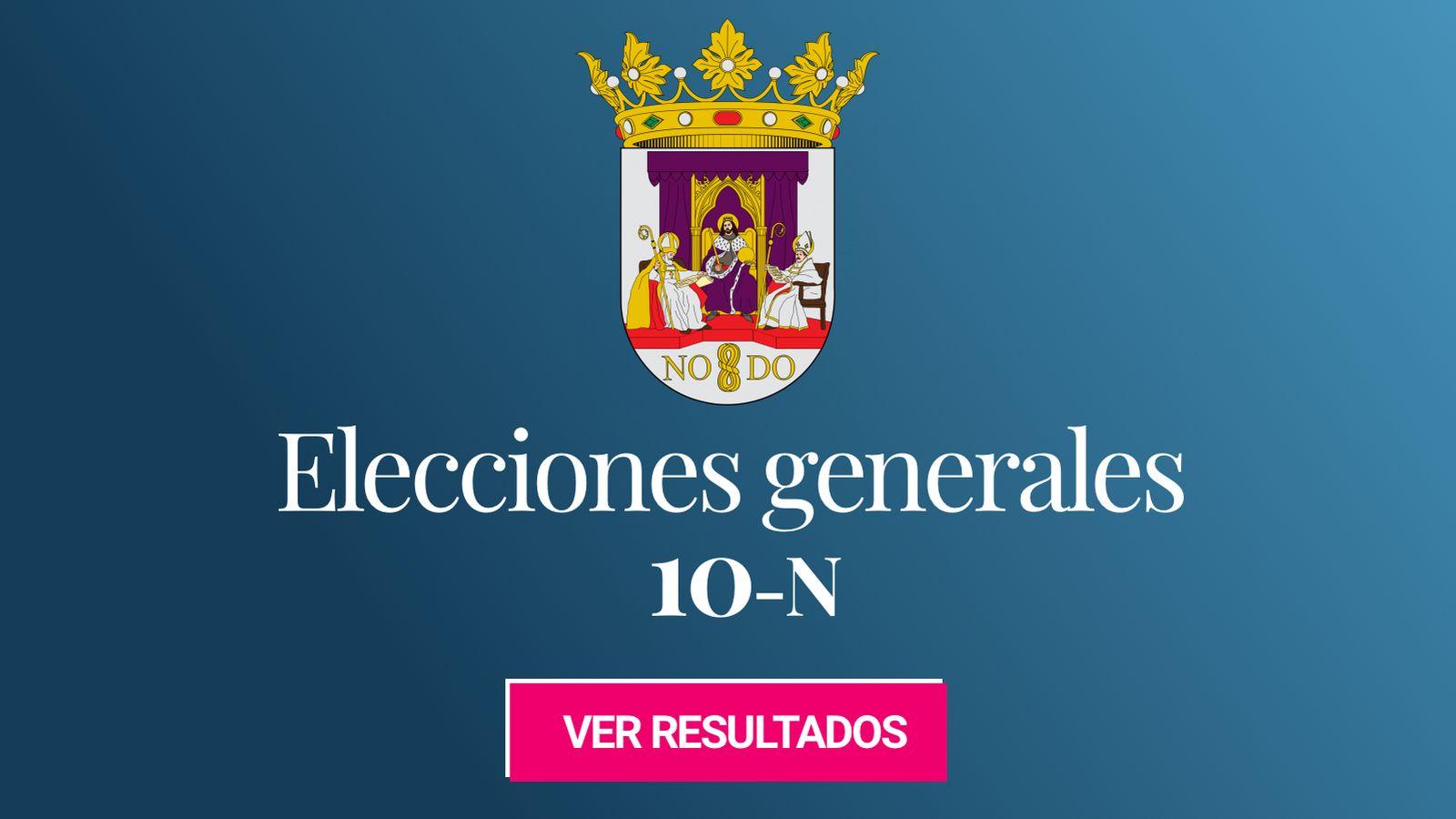 Foto: Elecciones generales 2019 en Sevilla. (C.C./EC)