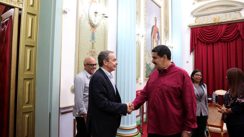 Exministros, excargos y dirigentes del PSOE defienden la labor de Zapatero en Venezuela