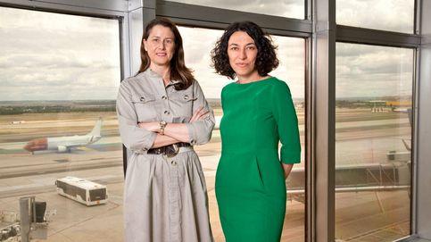 Mujeres de altos vuelos: las directoras de Barajas y El Prat hablan de feminismo