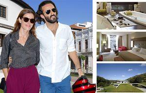 Raquel Sánchez Silva y su novio, fin de semana de relax en Asturias