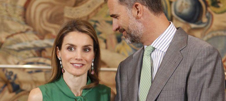 Foto: Los príncipes de Asturias, en una imagen de archivo (I.C.)
