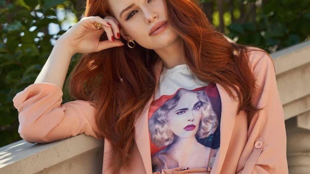 Shein lanza una colección cápsula con la estrella de 'Riverdale' y todo cuesta menos de 33€