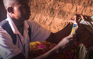 Una 'app' para diagnosticar enfermedades oculares desde el móvil