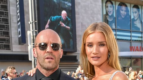 Rosie Huntington-Whiteley y Jason Statham esperan su segundo hijo