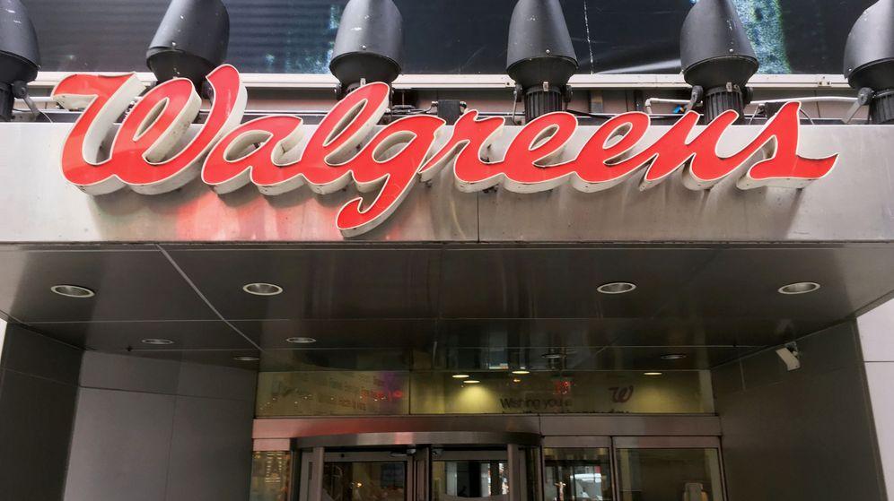 Foto: Fachada de uno de los establecimientos de Walgrens en Nueva York. (Reuters)