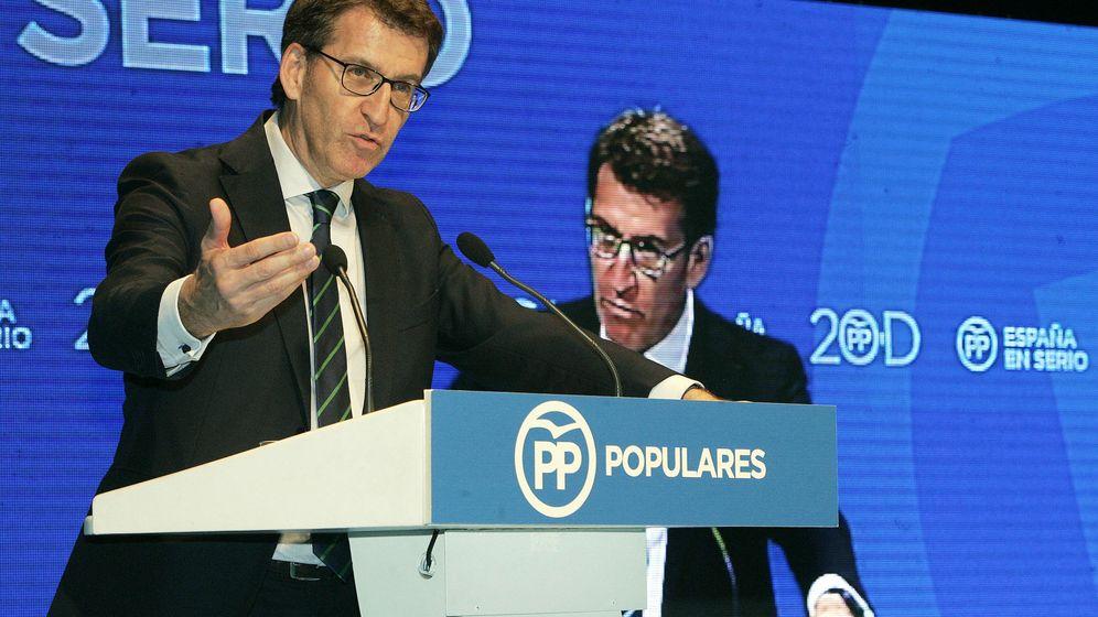 Foto: El presidente de la Xunta, Alberto Núñez Feijóo. (EFE)