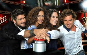 Nueva vuelta de tuerca en Telecinco: 'La Voz' se mantiene en lunes