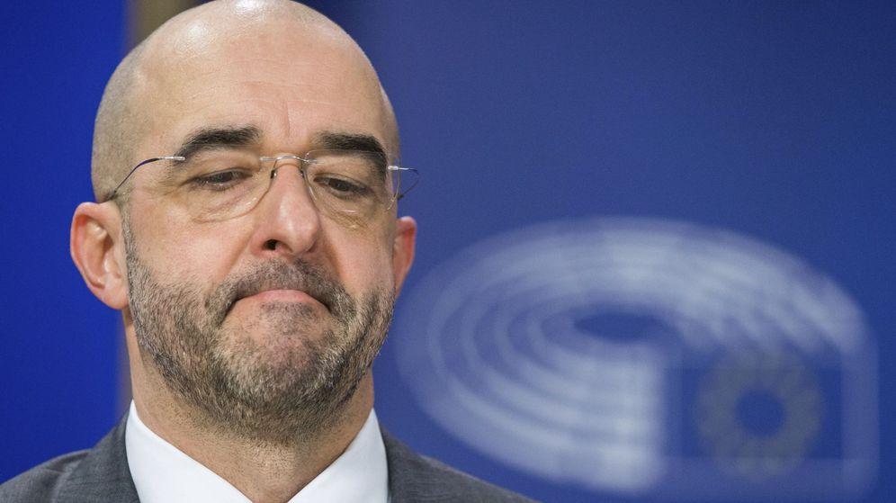 Foto: El secretario de Estado húngaro para Comunicación Gubernamental, Zoltan Kovacs, en una foto de archivo. (EFE)