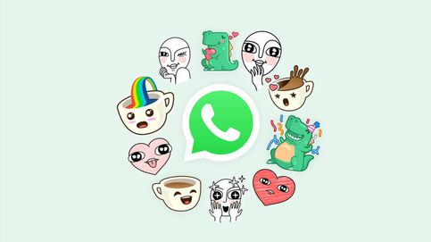 Sé un maestro de los 'stickers' de WhatsApp: así puedes descargarlos o crear los tuyos