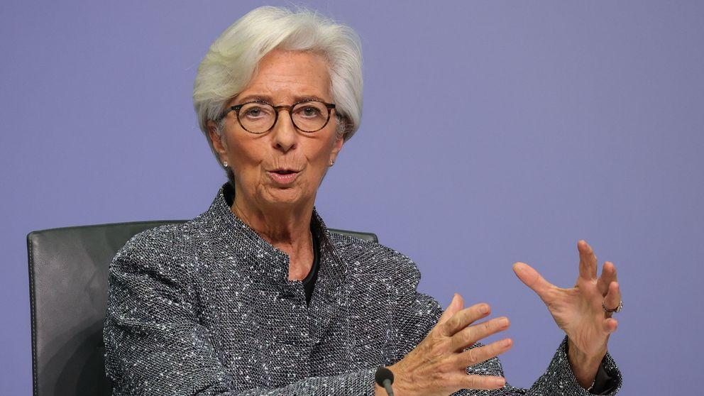 Lagarde corrige su patinazo de la rueda de prensa: El BCE evitará la fragmentación