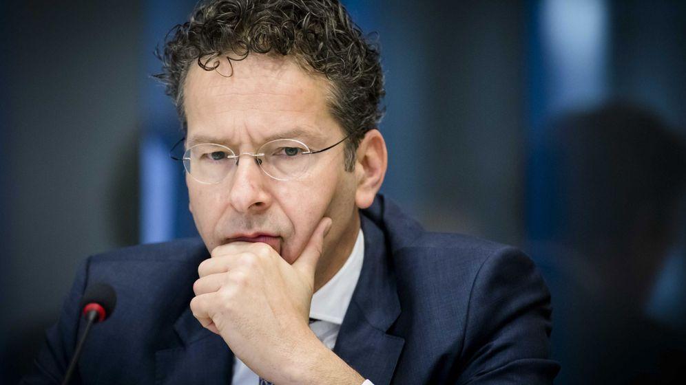 Foto: Jeroen Dijsselbloem. (EFE)