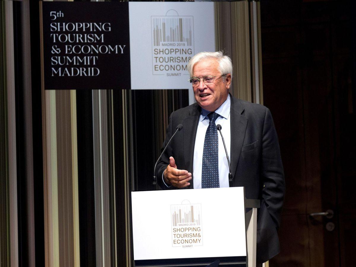 Foto: El exministro de Industria, Turismo y Comercio y exalcalde de Barcelona Joan Clos. (EFE)