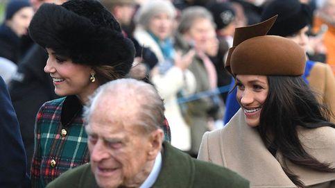 Así consiguió Meghan Markle hacerse con el cariño del duque de Edimburgo