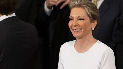 Así es Clemencia Rodríguez, la primera dama de Colombia que hoy almuerza con Letizia