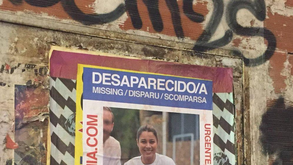Foto: La campaña de Destinia con supuestos desaparecidos que ha generado la polémica (Daniel Téllez)