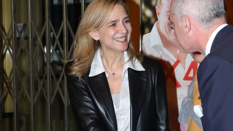 La Infanta en Madrid este mes. (Cordon Press)