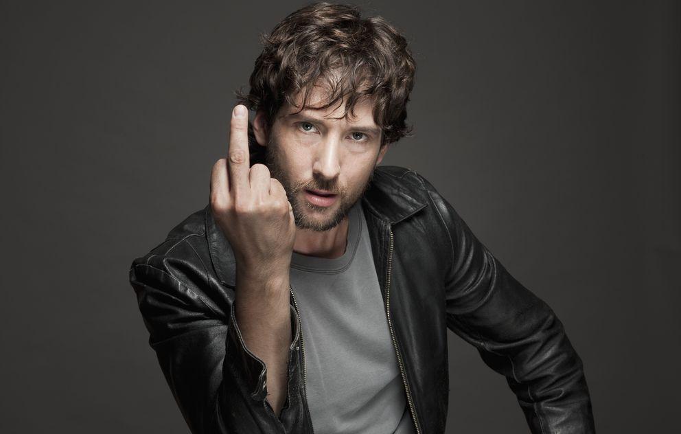 Foto: Cómo decir que te jodan sin tener que levantar ningún dedo. (Corbis)