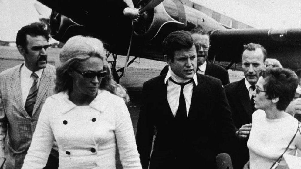 Muerte de una secretaria. El escándalo olvidado del  otro hermano Kennedy