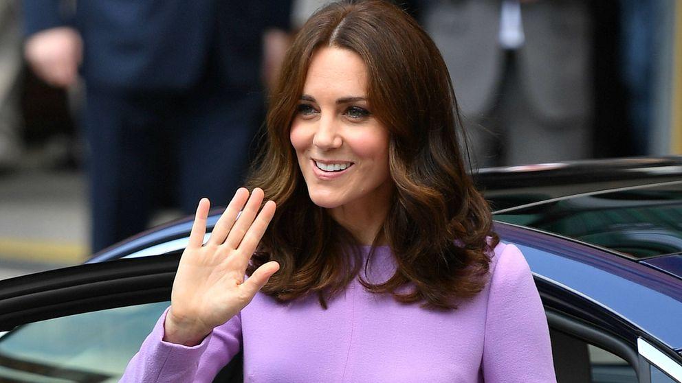 Kate Middleton, ingresada en el hospital para dar a luz a su tercer hijo