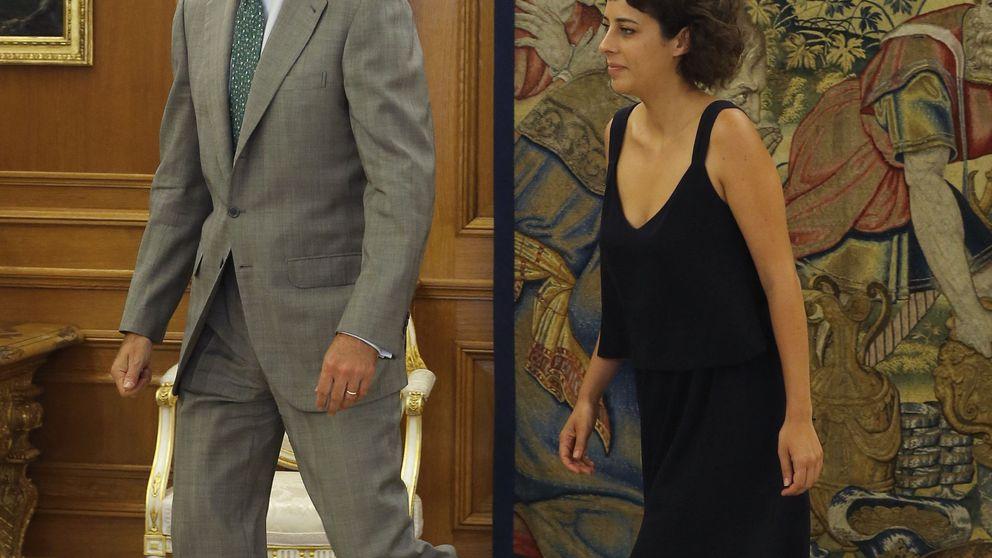 En Marea reitera al Rey su apuesta por una vía alternativa a Rajoy
