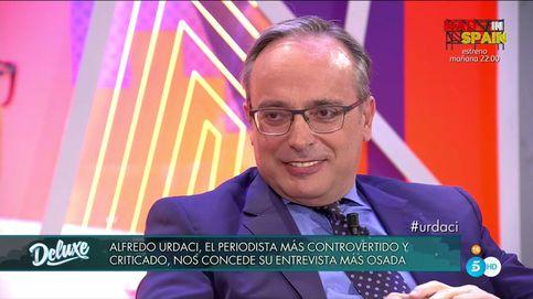Urdaci habla en 'Sábado deluxe' de la guerra interna en RTVE