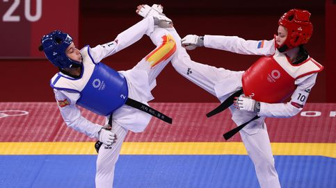 Tokio, en directo | Adriana Cerezo, en semis de taekwondo, lanzada a por la primera medalla española