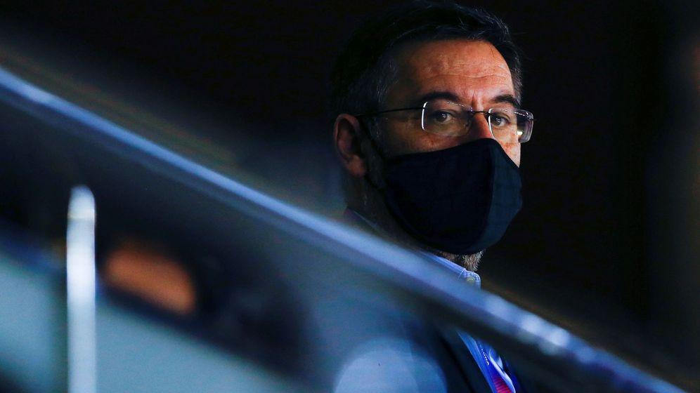 Foto: Josep María Bartomeu, presidente del FC Barcelona (Reuters)