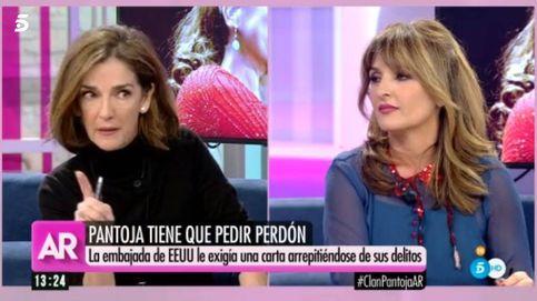 Cortázar y García Pelayo, a la gresca por el visado de Pantoja en 'El programa de AR'
