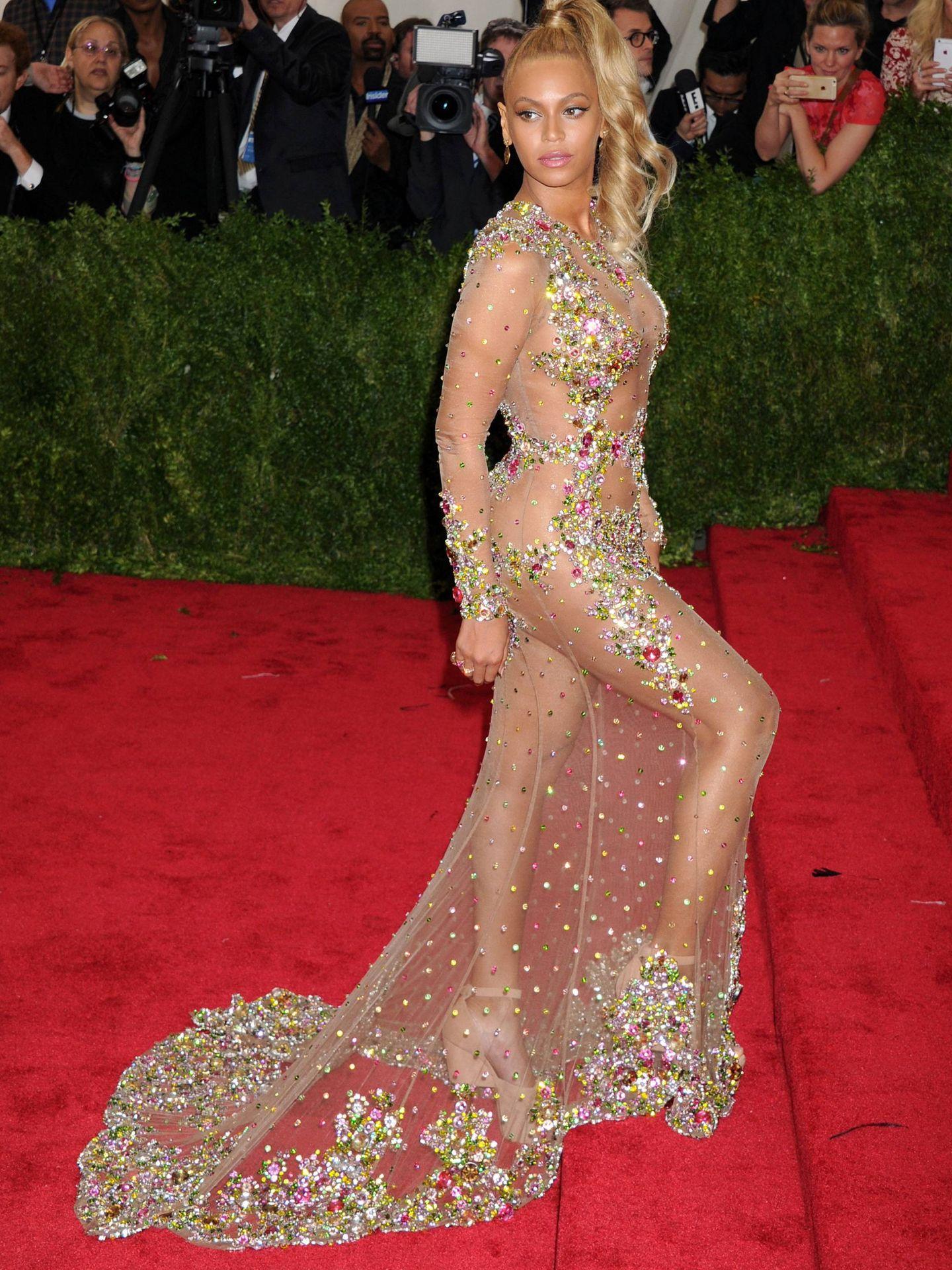 Beyoncé. (Cordon Press)