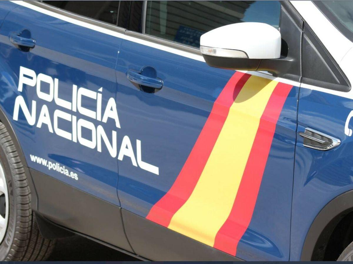 Foto: Un coche patrulla. (Policía Nacional)