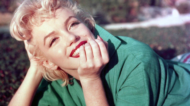 Marilyn Monroe. (Getty)