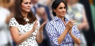 Post de ¿Quién hace reír más a la reina Isabel II? ¿Kate o Meghan?