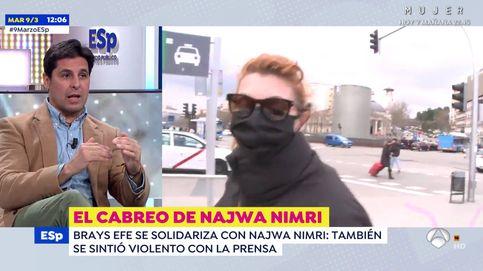 Fran Rivera, tras la agresión de Najwa Nimri a un reportero: La entiendo perfectamente