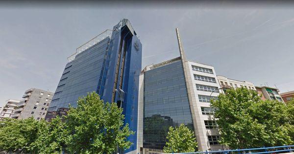 Mercado inmobiliario aew llega a la nueva milla de oro de for Oficinas amazon madrid