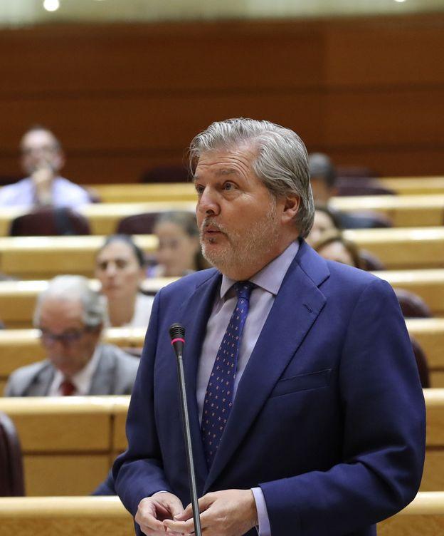 Foto: Méndez de Vigo, titular de Educación, Cultura y Deporte, aseguró que se rebajará el IVA del cine en cuanto recuperemos la senda de déficit.