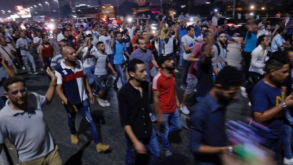 Las primeras protestas en Egipto desde 2013 desafían al dictador favorito de Trump