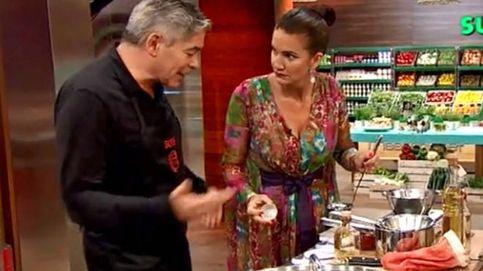 La bronca de Samantha a Boris Izaguirre, desesperada en 'MasterChef Celebrity'