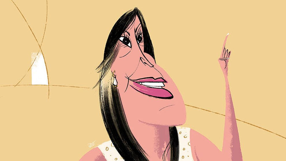 Carmen Martínez-Bordiú: de ser la Bordi a duquesa de Franco